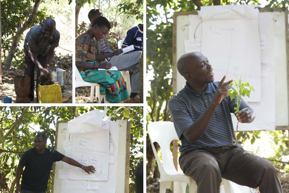 Soil Science Education Kicks-Off in Khundi