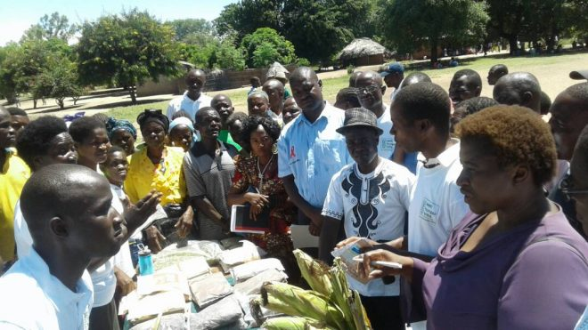 Kusamala making impacts through Donor funded projects